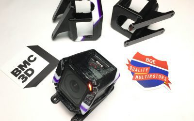 BMC3d updates the BQE 210 GoPro Session Mount