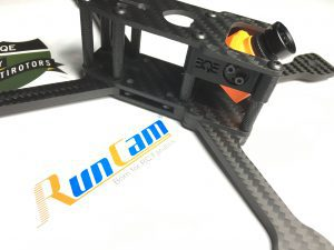 All new 3d printed mounts for the new Runcam Swift Mini. Now available for the BQE SX3 and BQE SX4