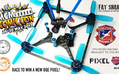 Win a Pixel at Comic Con London!