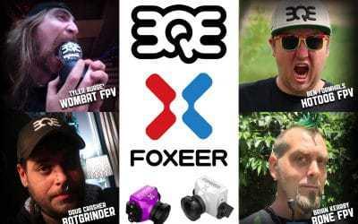 FOXEER SPONSORS TEAM BQE