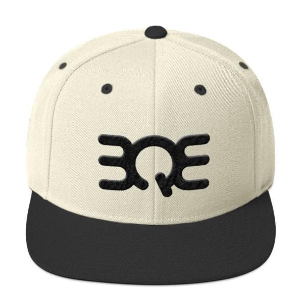 6873bb84982 BQE Yupoong Snapback Hat - BQE.io